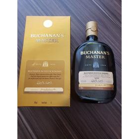 Botella Licor Whisky 1l. Buchanan's Master