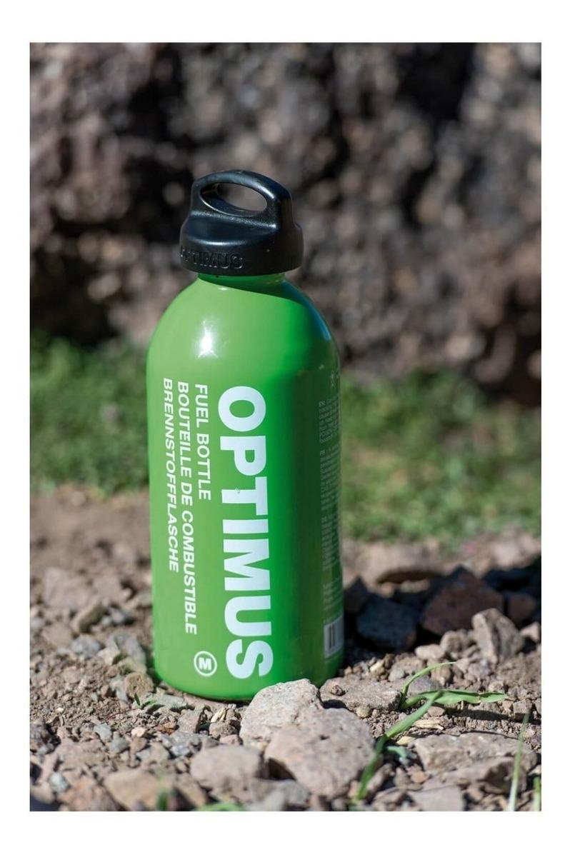 Optimus Brennstoffflasche mit Kindersicherung
