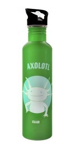 botella para agua de acero inoxidable 1lts marca ka-ab axolo