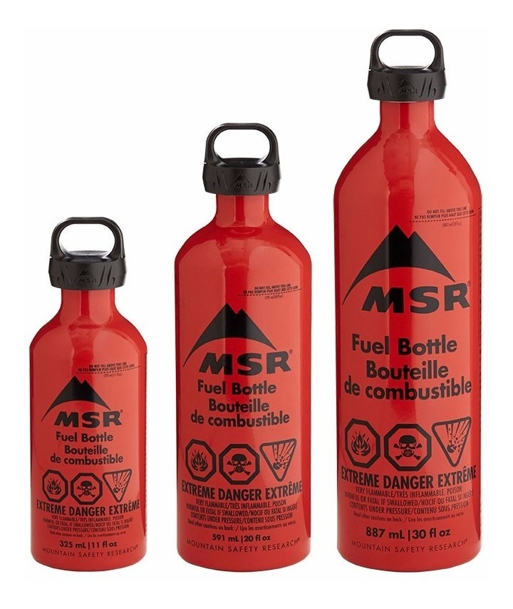 MSR Mountain Safety Research - Botella de Combustible