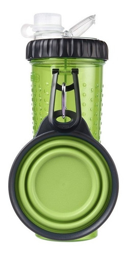 botella para mascotass - alimento y bebida - dexas - kit