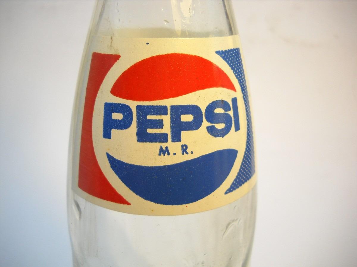 Resultado de imagen de botellas pepsi cola antiguas