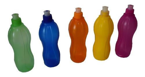 botella  plastica deportiva