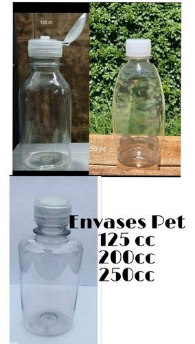botella plástica pet