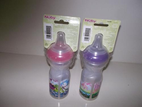 botella  princesa (una) 300 ml nuby