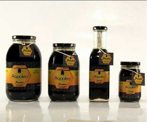 botella propoleo 100% natural