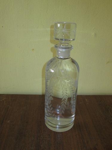 botella tallada 30000