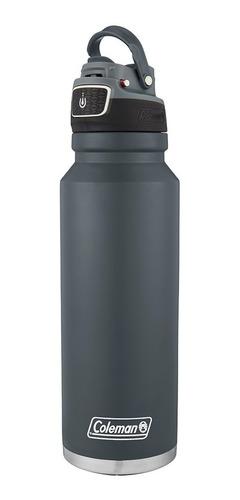 botella térmica coleman acero inox. freeflow 1,2lts. slate