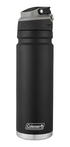 botella termica coleman switch 700ml negro coleman