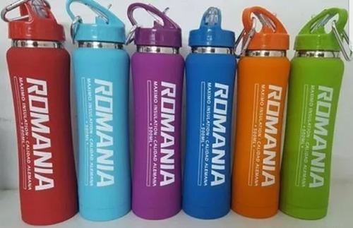 botella termica deportiva de 350ml romania. mar del plata