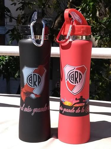 botella termica deportiva river  500 cc acero armonyshop
