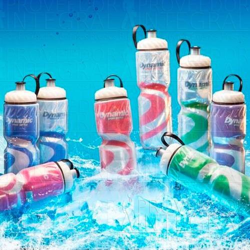 botella termo caramañola insulado libre bpa deporte 24oz