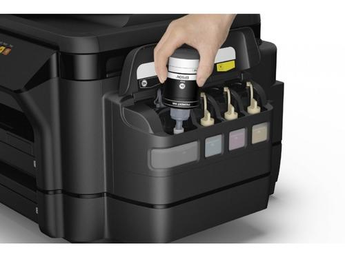 botella tinta epson negro t774 m100 , m105 , m200 , m205