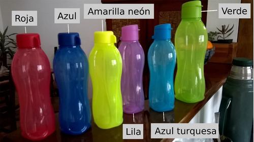 botella tupperware eco twist rosca 500 ml