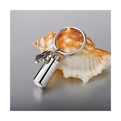 botella valyria cilíndrico llavero de la pata del animal dom