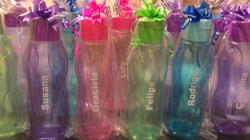 botella/caramañola deportiva personalizada souvenirs