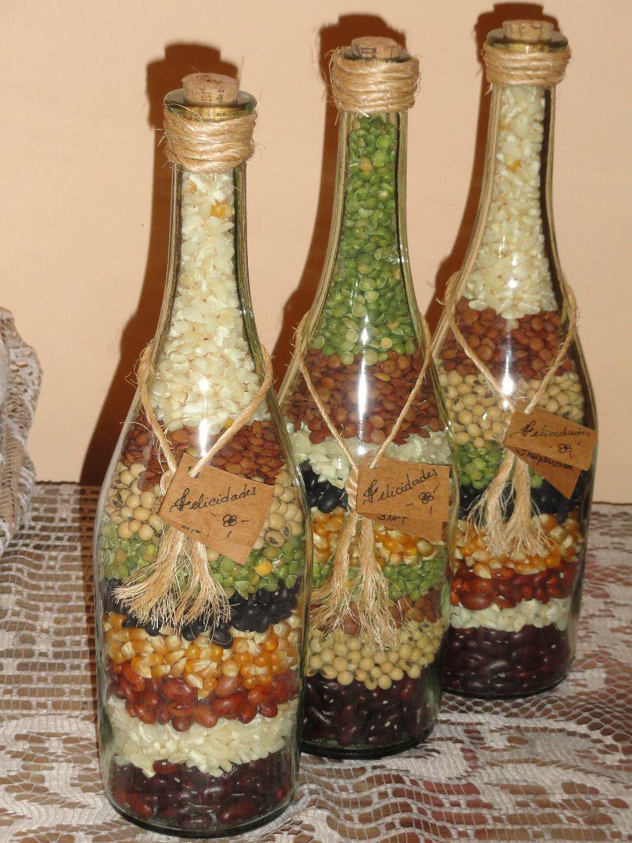 botellas artesanales decoradas abundancia vidrio corcho cargando zoom - Como Decorar Botellas De Vidrio
