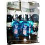Bebidas Alcohólicas Bajo Cero Azul Y Sangría Caroreña