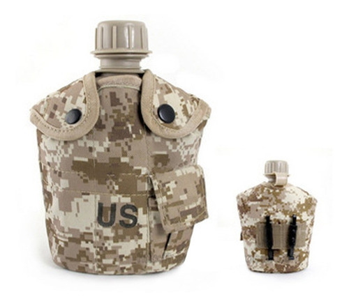 botellas cantimploras para agua tactica militar airsoft