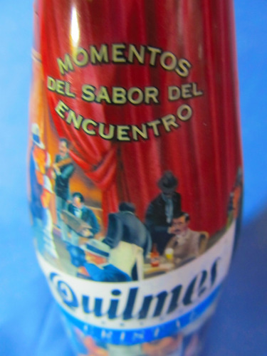 botellas cerveza quilmes coleccion