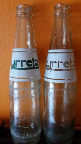 botellas de crush