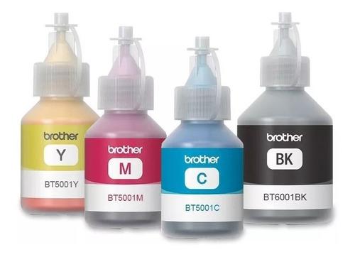 botellas de tinta brother sistema continuo