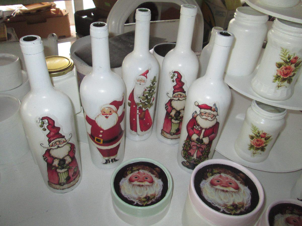 Decoracion navidea vintage lote adornos navidad vintage - Decoracion navidad vintage ...