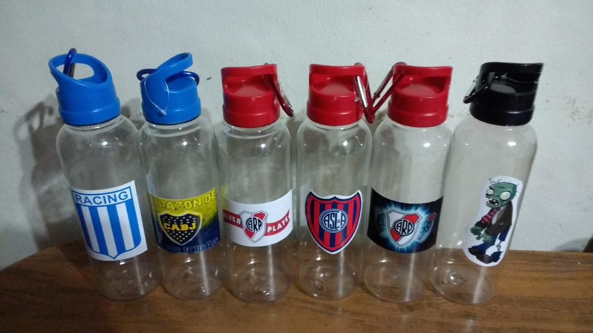 botellas deportivas de plstico personalizadas 10 unidades - Botellas Plastico