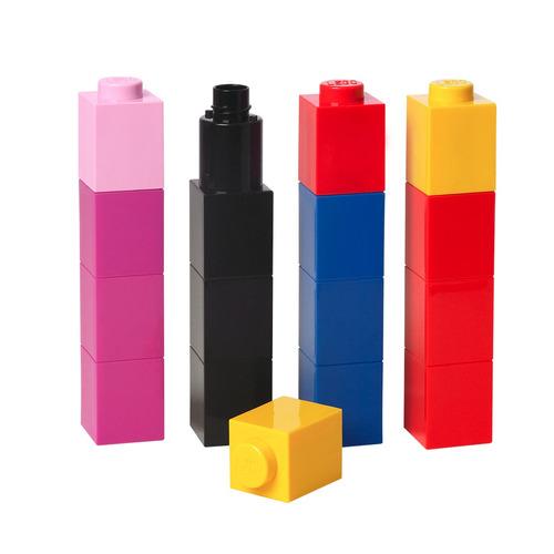 botellas lego (bazar)