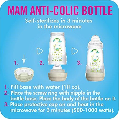 botellas para bebés alimentados con leche materna botella