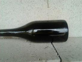 botellas para champagne o moscato de 750 cc.