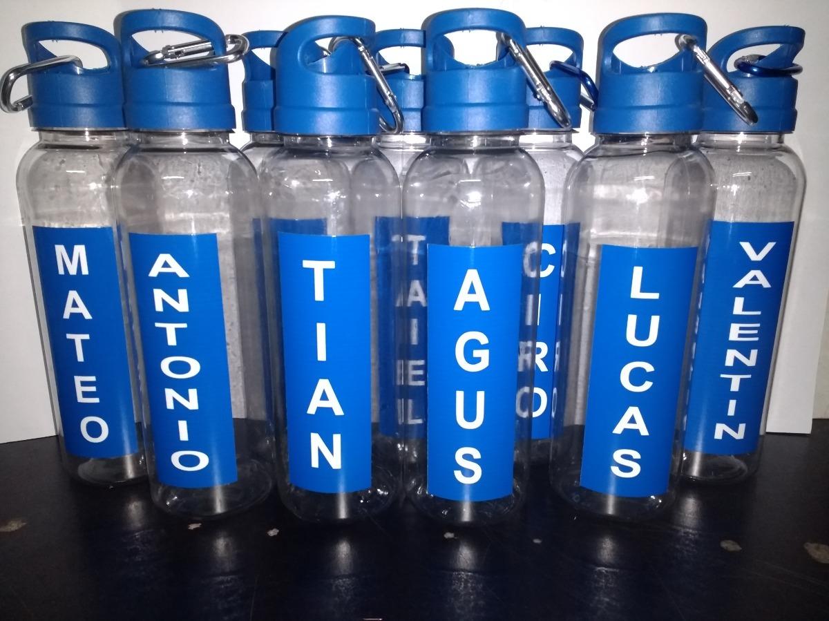 botellas personalizadas de plstico deportivas por 10 unida - Botellas Plastico