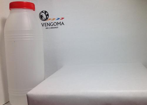 botellas plásticas de 400 ml tapa roja