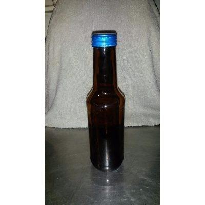 botellas porron, de 500 ml con tapas vacias solo envase !!!