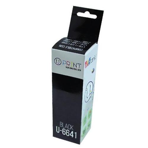 botellas tinta u-print impresoras epson l110 l210 l355 l1300