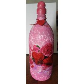 Botellas Vacias Decoradas