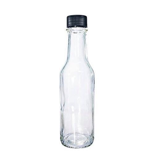 botellas vidrio salsa picante 5 oz - paquete 24 unidades
