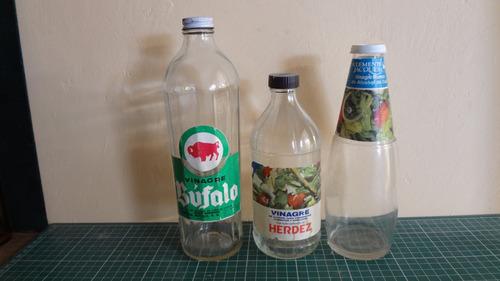 botellas y frascos antiguos cocina