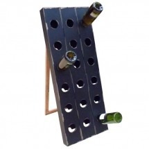 botellero bodegero vinera capacidad 18 botellas