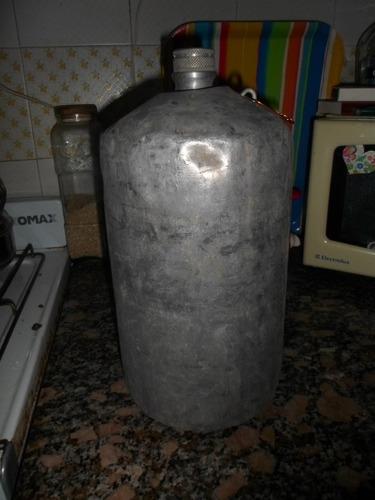 botellon aluminio militar