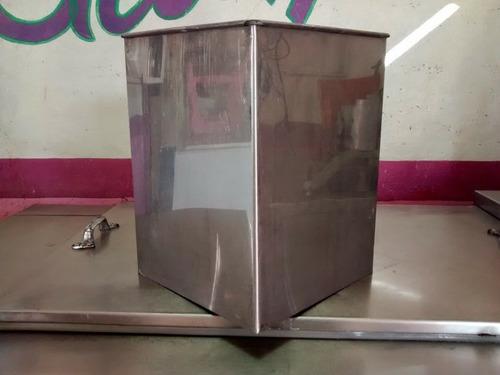 botes de acero inoxidable para helado capacidad 12 litros