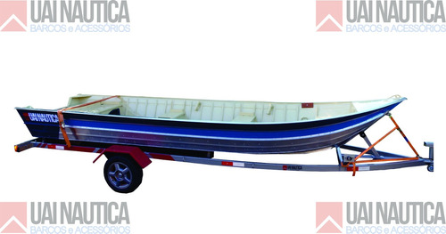 botes de aluminio uainautica. mod  surubim 500 nuevos..!
