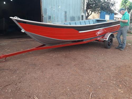botes lanchas de aluminio
