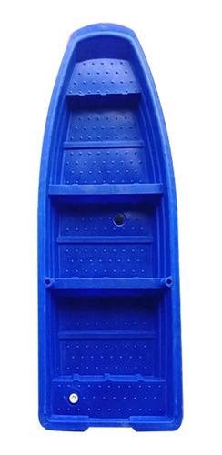 botes o lanchas economicos en polietileno de alta densidad.