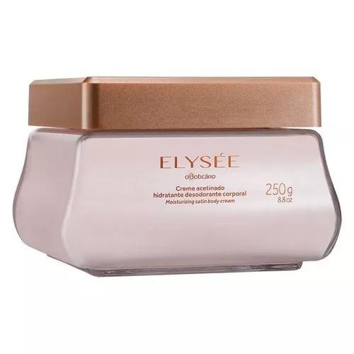 boticario lily essence creme 250g+ elysee creme 250g