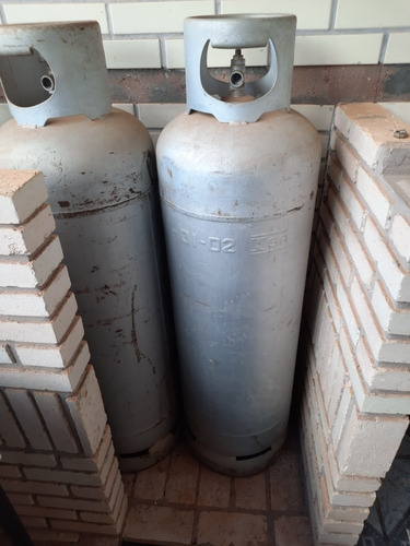 botijao( vasilhame) gás vazio 45kg