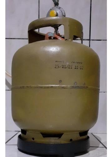 botijão de gás 13 litros
