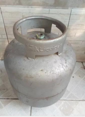 botijão de gás 13k vázio