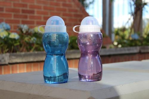 botilito plastico publicitario de 375 ml