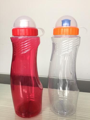 botilito plastico publicitario de 800 ml diseño ergonomico